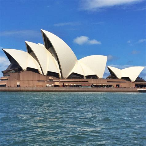Sydney Opera House, Sydney, Australia   It's hard to think ...