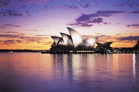 Sydney Opera House, The Tourist Destination with The Best ...