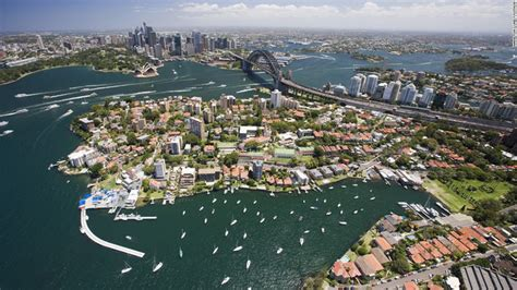 Sydney to be split into three cities   CNN