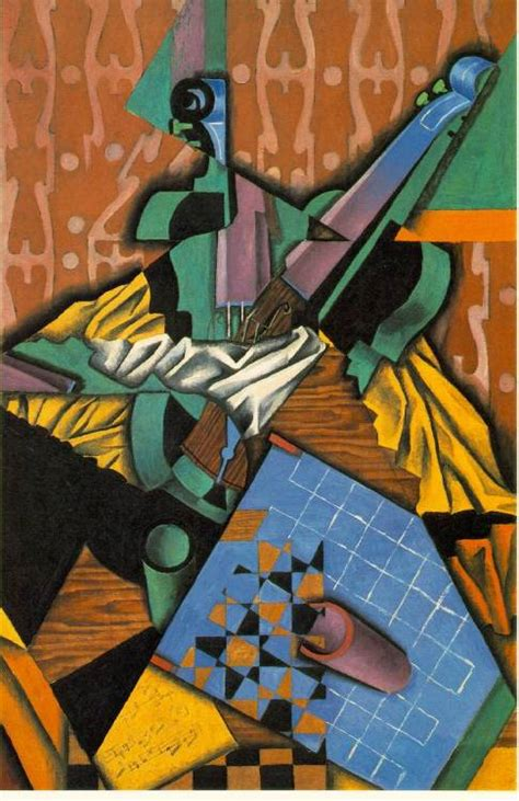 synthetic cubism | Tumblr