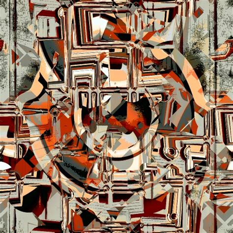 Synthetic Cubism   Variation 1
