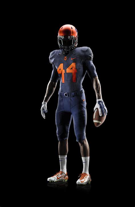 Syracuse Unveils New 2014 Nike Football Uniforms   Nike News