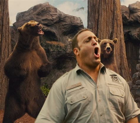 'Zookeeper,' With Kevin James   Review   The New York Times