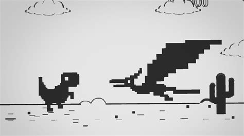 T Rex Chrome Game 2  | Chrome Minigame by Deimer29 ...