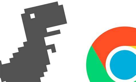 T Rex de Chrome, el mejor juego cuando NO hay internet | De10