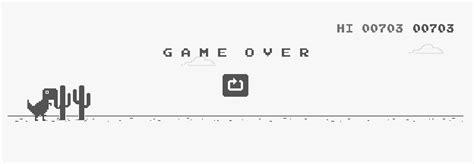 T Rex Game – Google Dino Run