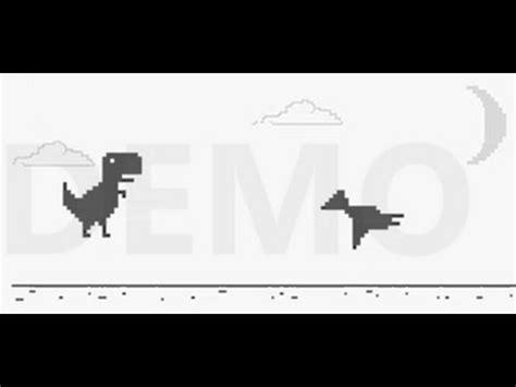 T Rex Runner Game   YouTube