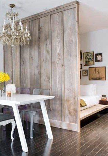 Tabique de madera   Cómo separar espacios sin usar ...