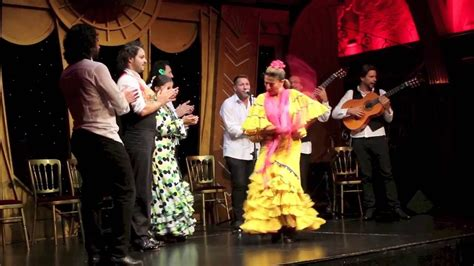 Tablao Flamenco La Pacheca, Madrid   YouTube