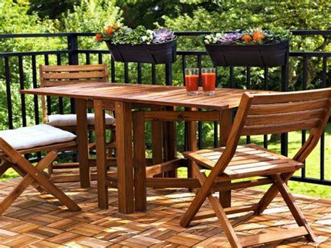 table de jardin ronde ikea