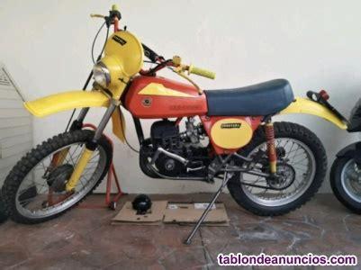 TABLÓN DE ANUNCIOS   Bultaco frontera, Motos segunda mano