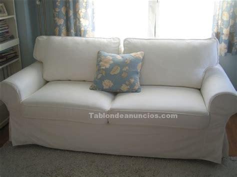 TABLÓN DE ANUNCIOS .COM   Sofá cama blanco de ikea, nuevo ...