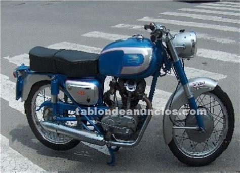 TABLÓN DE ANUNCIOS   Ducati 250 deluxe, restaurada ...