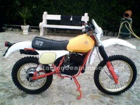 TABLÓN DE ANUNCIOS   Montesa h7 125 cc enduro, Motos ...
