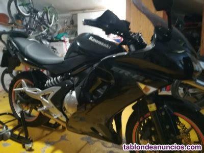 TABLÓN DE ANUNCIOS   Se vende moto de escuela para el ...