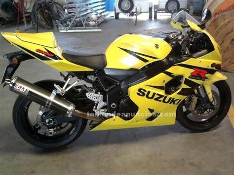 TABLÓN DE ANUNCIOS   Suzuki gsxr 600 2005 amarilla, Motos ...