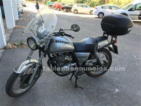 TABLÓN DE ANUNCIOS   Vendo moto suzuki tu 250 cc., Motos ...