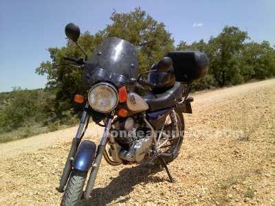 TABLÓN DE ANUNCIOS   Yamaha sr 250 classic, Motos segunda mano