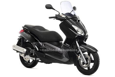 TABLÓN DE ANUNCIOS   Yamaha x max 125cc. Nueva, Motos ...