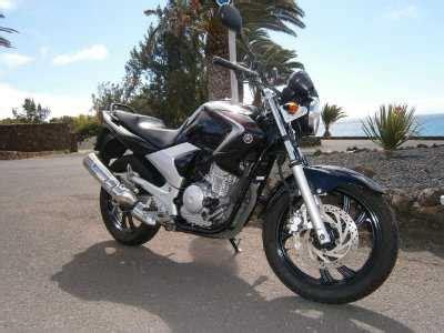 TABLÓN DE ANUNCIOS   Yamaha ybr 250 lanzarote  como nueva ...