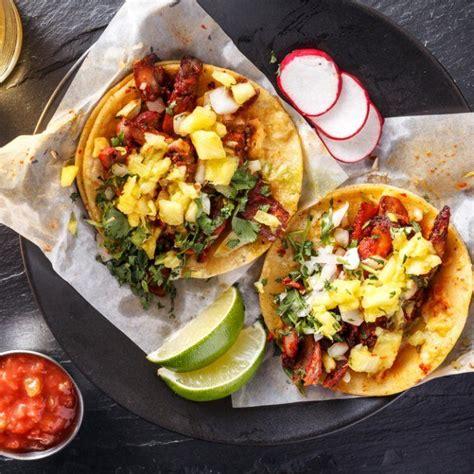 Tacos al Pastor de Soya | Receta en 2019 | Cocina | Soya ...