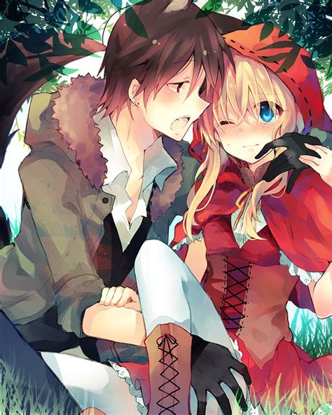 Tags: Red Riding Hood, Pixiv, Big Bad Wolf, Red Riding ...
