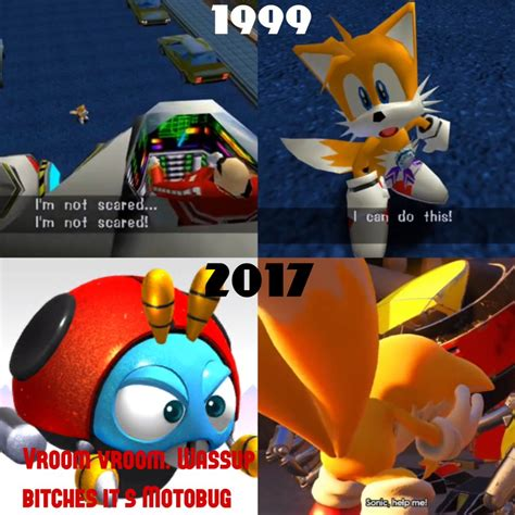 Tails  Character Development   Sonic the Hedgehog   Know ...