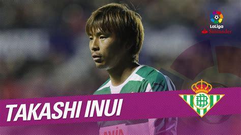 Takashi Inui, el nuevo crack del Real Betis   YouTube