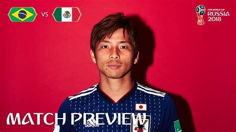 Takashi INUI  Japan    Match 54 Preview   2018 FIFA World ...