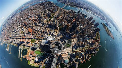 Take a 360 degree view from One World Trade Center   TODAY.com