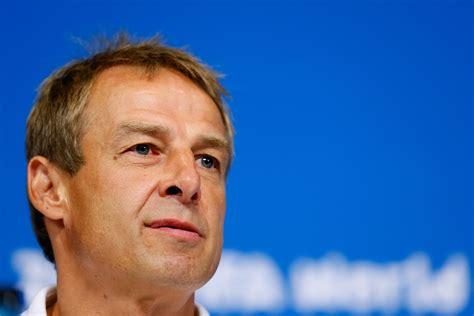 Take the day off, Juergen Klinsmann urges U.S. soccer fans ...