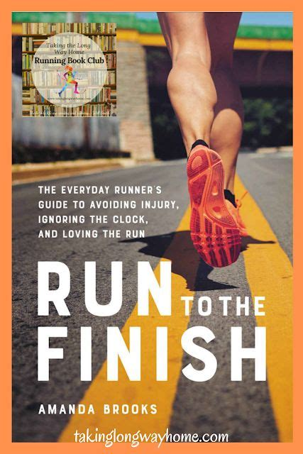 Taking the Long Way Home: Book Review: Run to the Finish ...