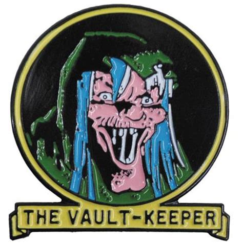 Tales From The Crypt The Vault Keeper Lapel Pin  C: 1 0 2 ...