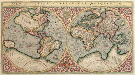 Tales in Geography: Mercator's Projection Transforms World ...
