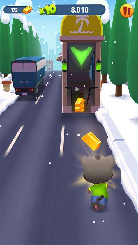 Talking Tom Gold Run: Fun Game – Juegos para Android 2018 ...