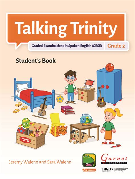 Talking Trinity 2018 Edition – GESE Grade 2 Student's Book ...