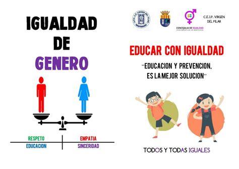 TALLERES DE IGUALDAD PARA PADRES Y MADRES   Ayto. de Los ...