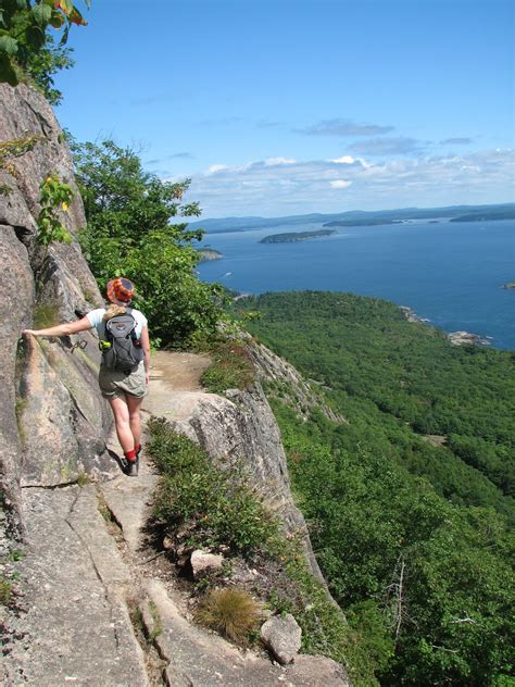 Talus Slopes: Trip Report: Acadia National Park, Day 1