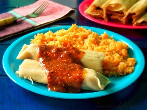 Tamales de Rajas y Requeson   lacocinadeleslie.com ...