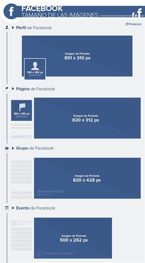 Tamaño de las imágenes de portada de facebook | Social ...