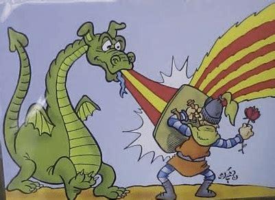 ¿También ud se cree el cuento de Sant Jordi? | Dolça Catalunya