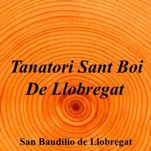 Tanatori Sant Boi De Llobregat〖Funeraria〗