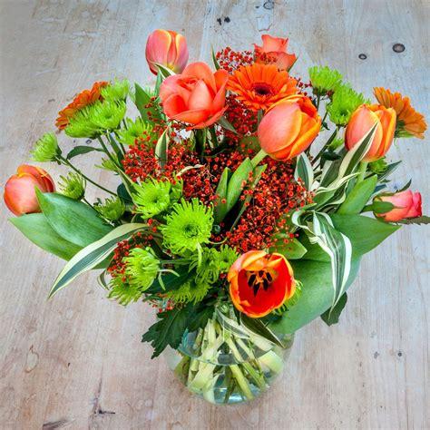 Tangerine Fizz   £21.99   Send flowers online, Flowers ...