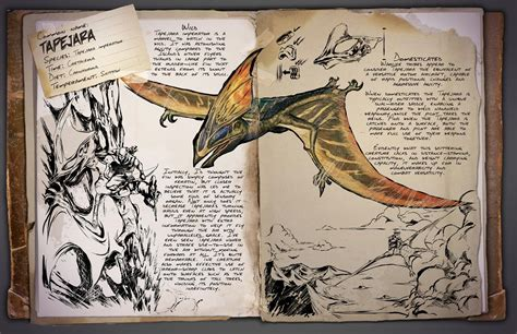 Tapejara | ARK: Survival Evolved Wiki | FANDOM powered by ...