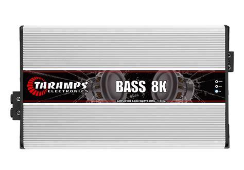 Taramps Bass 3k 5k 8k