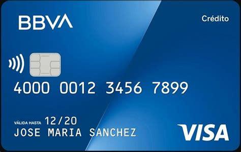 tarjeta de credito sin nomina despues bbva   Economía de ...