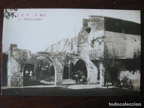 tarjeta postal nº 4. j.c.v. s boy portics anti   Comprar ...