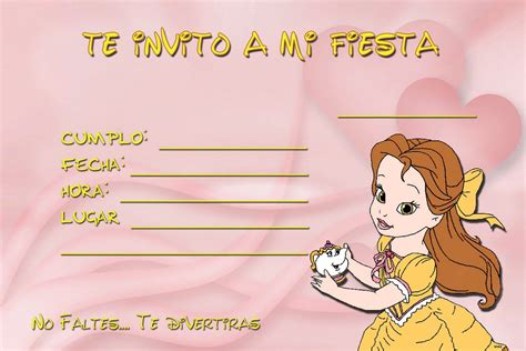 Tarjetas De Cumpleaños Infantiles Para Editar E Imprimir ...