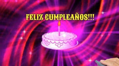 Tarjetas de Felicitaciones de Cumpleaños Animadas y ...