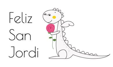 Tarjetas y dibujos de Sant Jordi para imprimir | Dragons ...